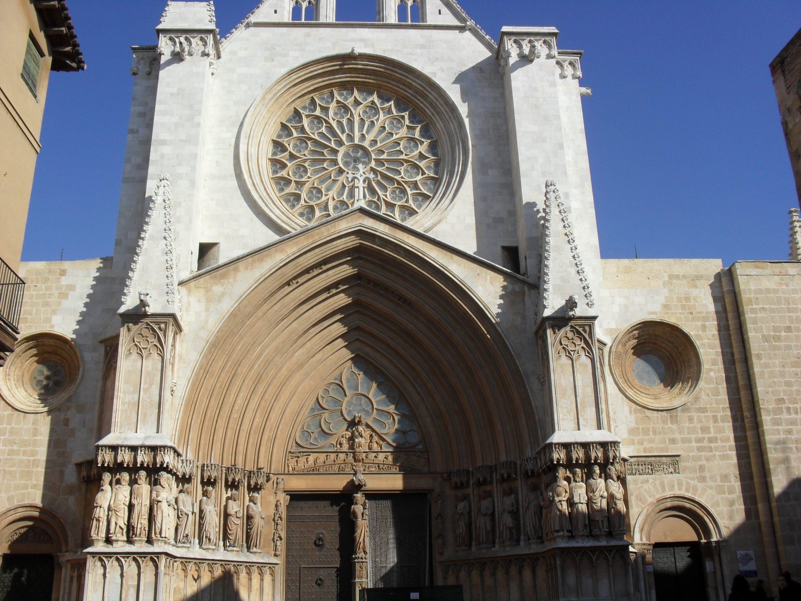 Город Террагона - кафедральный собор