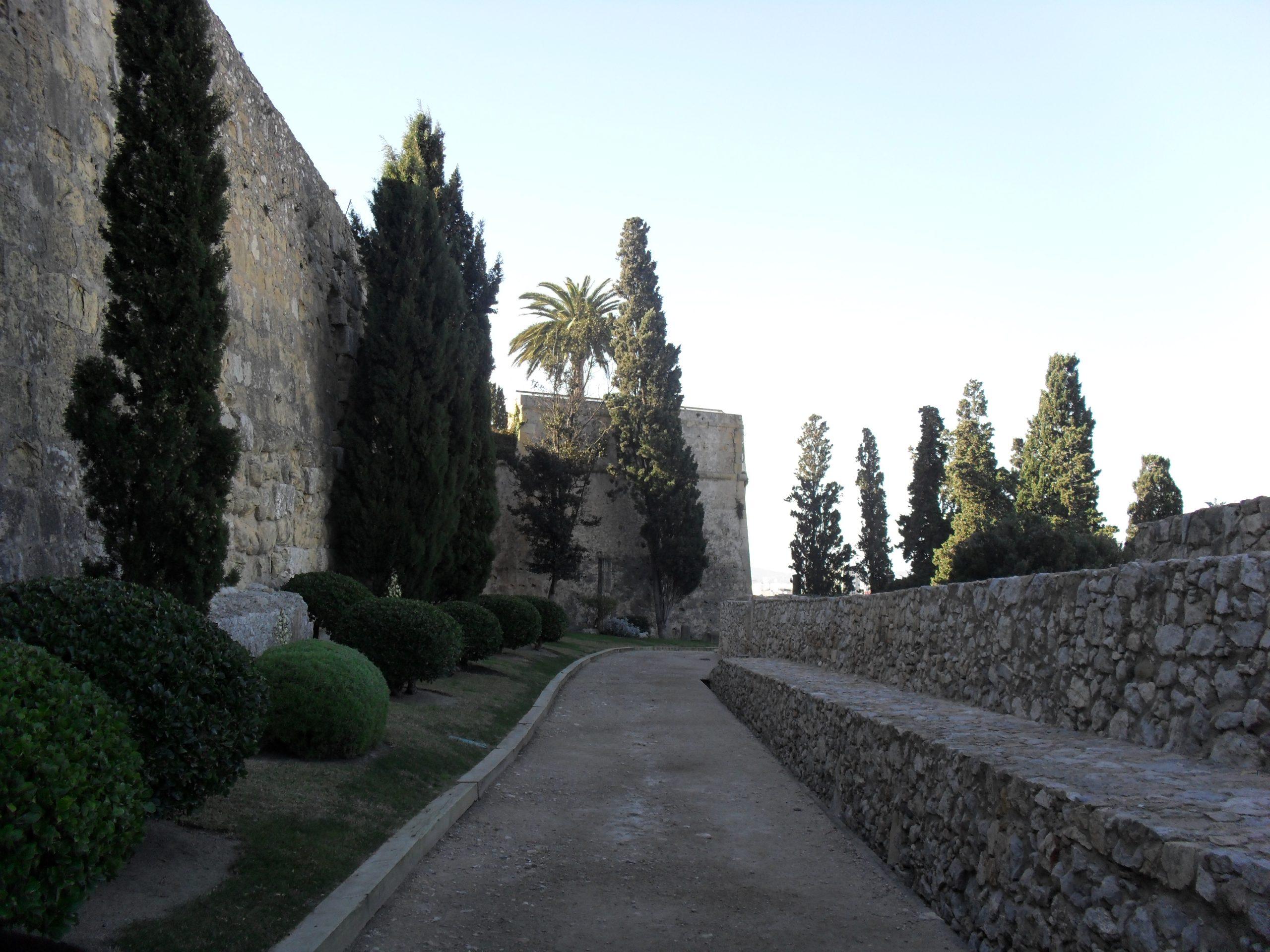 Город Террагона - римские стены