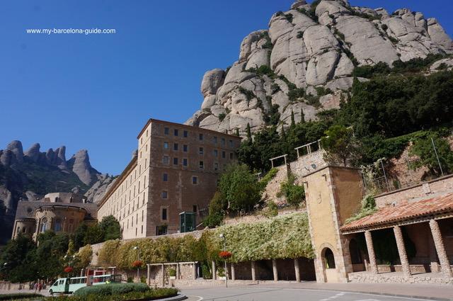 Монсеррат и монастырь